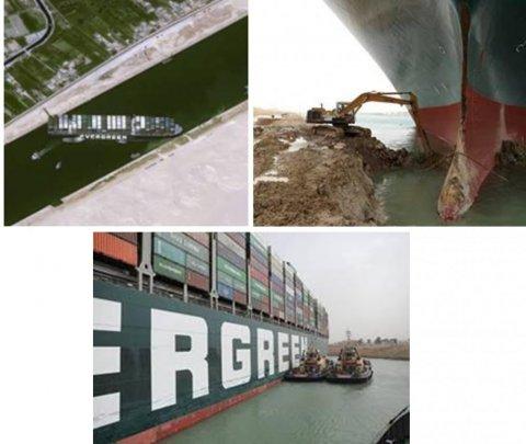 retards import export asie europe canal suez grenoble lyon Marseille Paris Bordeaux